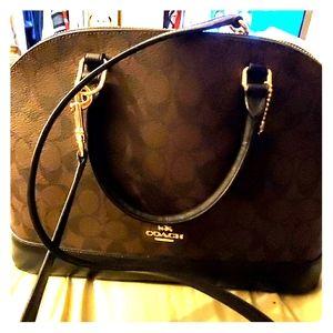 Original coach handbag